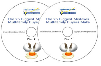 25 Biggest Mistakes Multifamily Buyers Make - Audio Files