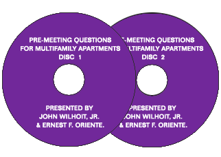 Pre-Meeting Questions for Multifamily Apartments - Audio Files